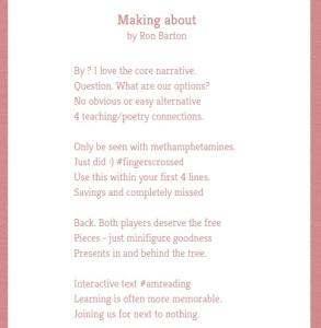 Poetweet Sonnet